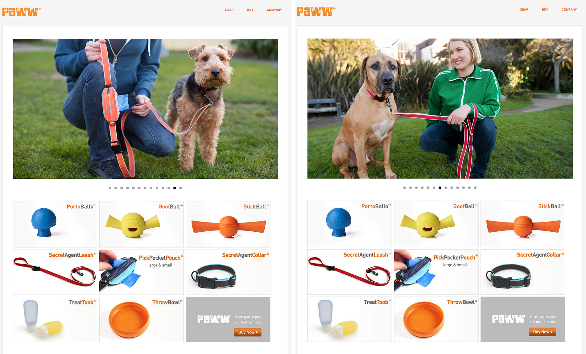Advertising Photography | PAWW Dog Leash by Mark Rogers